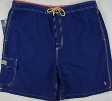 Clothing, Shoes & Accessories Men's Clothing Polo Ralph Lauren Black Swimsuit Trunks Swim Shorts Large Nwt 4179666