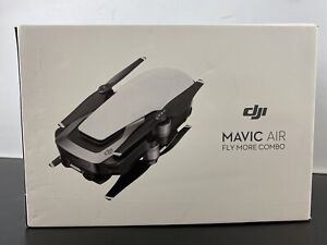 NEW - DJI Mavic Air Drone - Fly More Combo - Arctic White