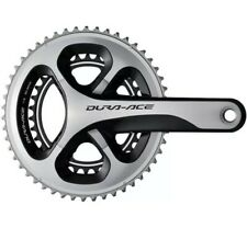 Shimano FC-9000 Dura-Ace double chainset BRAND NEW RRP£439 - 177.5 mm 54 / 42T