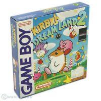 Nintendo GameBoy Spiel - Kirby's Dream Land 2 mit OVP