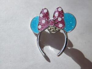 Disney Trading Pins Loungefly Minnie Mouse Ear Headband - Polka Dots