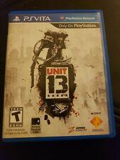 Unit 13 (Sony PlayStation Vita, 2012)