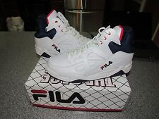NIB MENS RETRO FILA THE CAGE SIZE 13 BRAND NEW NEVER WORN