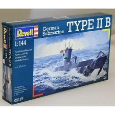 REVELL 05115 German Submarine Type IIB