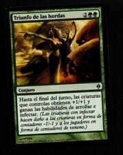 Triumph of the Hordes MTG New Phyrexia *MRM* ENGLISH Triomphe des hordes
