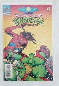 TMNT TEENAGE MUTANT NINJA TURTLES ADVENTURES # 70  ARCHIE COMICS NM