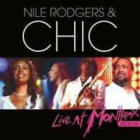 NILE & CHIC RODGERS - LIVE AT MONTREUX 2004  CD + DVD NEW