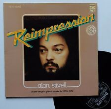 "LP Alan Stivell   ""Réimpression - Chante ses plus grands succès de 1970 à 1974"""