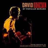 DAVID BOWIE - BY POPULAR DEMAND [CD]