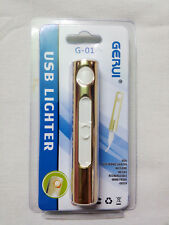 Electronic USB Rechargeable Cigarette Lighter