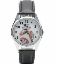 Star Wars BB8 Character Genuine Leather Band WRIST WATCH