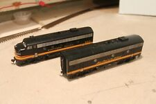 NP Northern Pacific Athearn Genesis Freight F-7 AB set 6013A & 6013B in HO Scale