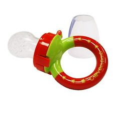 Clevamama ClevaFeed and Extra Silicone Teat Color Red 7012