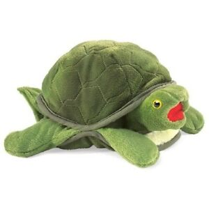 Folkmanis Turtle Baby Puppet
