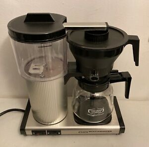 Technivorm Moccamaster 39730 CD Grand 60, oz Brushed, Silver