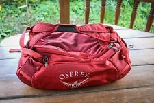 Osprey - Transporter 40 Duffel Bag - Ruffian Red - Rucksack - Backpack