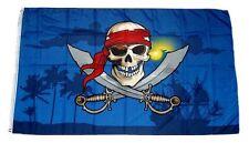 Flagge / Fahne Pirat Karibik NEU 90 x 150 cm