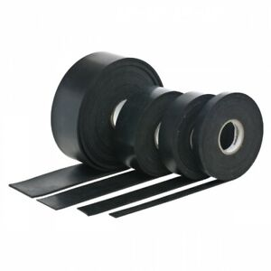 Neoprene Rubber Strip - Various Widths & Thicknesses  - 5 & 10m Rolls