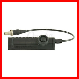 """SUREFIRE SR07 REMOTE DUAL SWITCH WITH 7"""" CABLE FOR ANY SUREFIRE WEAPONLIGHT"""