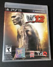 WWE 12 (PS3) NEW
