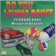 CHUBBY CHECKER/LITTLE RICHARD/BOBBY VEE Do You Wanna Dance OZ J&B