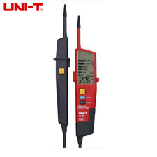 UNI-T UT18D Voltage Continuity Electrical RCD LCD Two Pole Tester Detector New