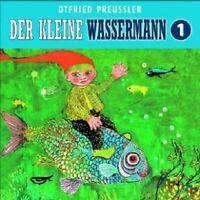 OTFRIED PREUßLER - 01: DER KLEINE WASSERMANN (NEUPRODUKTION)  CD NEU