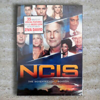 NCIS: Naval Criminal Investigative Service Season 17 ( DVD 5-Disc) Fast Shipping