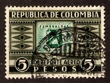 COLOMBIA   #C110   USED   (1609097-2)