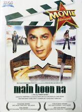 Main Hoon Na - Shah Rukh Khan, Sushmita Sen - Hindi Movie DVD Region Free Subtit