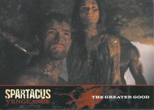 Spartacus Vengeance Episode Synopsis Base Card E9