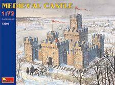 MIN72005 - Miniart 1:72 - Medieval Castle