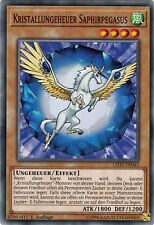 YU-GI-OH, KRISTALLUNGEHEUER, Common, LED2-DE042, 1. Auflage, Mint
