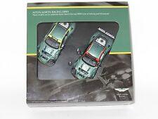 1/43 Aston Martin DBR9  Ltd Edition 2 Car Set Winners Sebring & Silverstone 2005