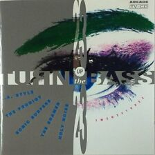 Turn up the Bass 23 (1993) Prodigy, Captain Hollywood Project, L.A. Style.. [CD]