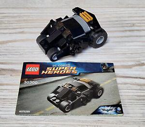 LEGO 30300 Batman Tumbler (DC Comics Super Heroes)