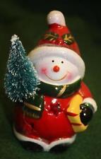 Décorations lumineuses de Noël rouge intérieur pour la maison