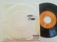 """LUCIO BATTISTI Il Mio Canto Libero SPAIN 7"""" VINYL 1973"""