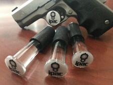 Gun Display Stand Handgun Pistol Acrylic Rod Safe Storage Case Cabinet PACK OF 3