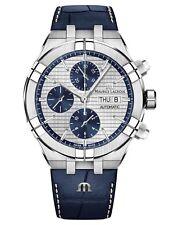 AUTHORIZED DEALER Maurice Lacroix AI6038-SS001-131-1 Aikon Automatic 44mm Watch