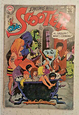 Swing with Scooter #9 ! DC 1967 ! JOE ORLANDO !  NICE PAGES ! hayfamzone