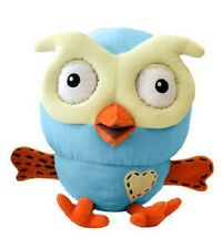 ABC Giggle and Hoot's Hoot Owl Beanie Soft Plush Stuffed 19 cm 8 inch Toy