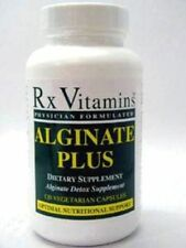 RX Vitamins Alginate Plus 120 vcaps - Exp Date: 05/2019
