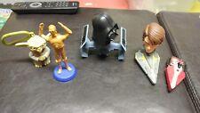 Mcdonalds Star Wars toys x5