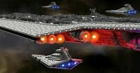 71,000-pc,13-ft-long LEGO-comp Star Wars Super Star Destroyer (STARTER KIT ONLY)