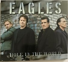 EAGLES : HOLE IN THE WORLD - [ CD MAXI ]