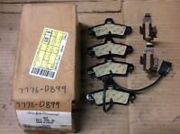 FORD OEM Brake-Rear-Disc Brake Pads JL3Z2200A