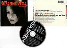 """SUZANNE VEGA """"The Best Of Tried And True"""" (CD) 17 Titres 1998"""