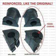 (REINFORCED) FIAT MULTIPLA FRONT ANTI ROLL BAR BUSHES X2