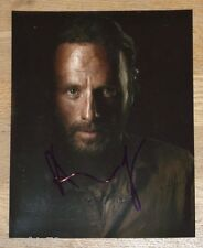 Andrew Lincoln auto photo The Walking Dead signed autograph Rick Grimes 8x10